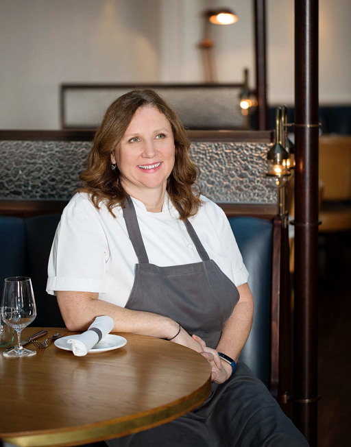 Chef Angela Hartnett